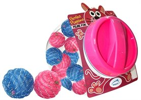 18x happy pet jazzles bal