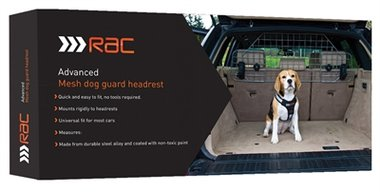Rac mesh advanced hoofdsteun