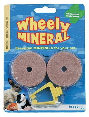 Happy pet wheely mineraal