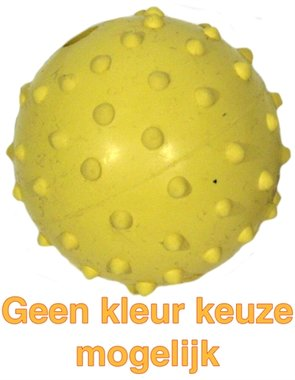 Happy pet rubber bal met bel
