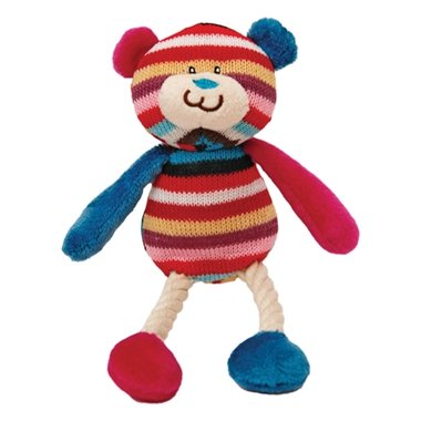 Mr twister tilly teddy pluche floss speelgoed