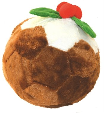 Happy pet voetbal pudding
