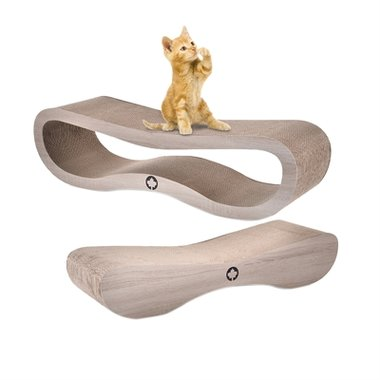 Canadiancat company krabplank set orbit / satellite 2.0 naturel