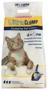 4x litter pearls ultra clump