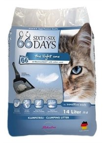 66 days cotton light kattenbakvulling