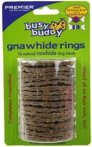 Premier busy buddy ring natural