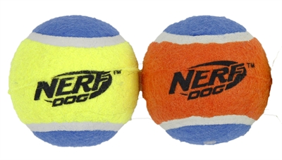 Nerf squeak tennisbal assorti